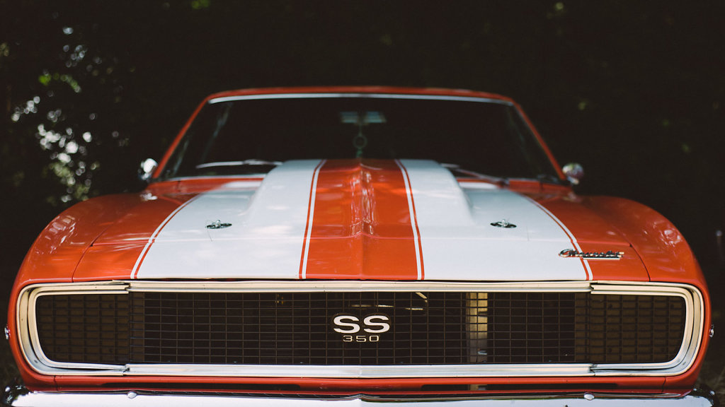 Chevrolet SS350